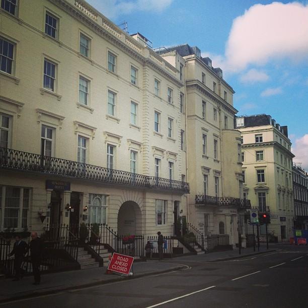 PMD summit in Londonに参加するためロンドンに来ているよ!