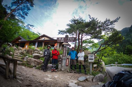 コムニコ登山部で長野県北アルプス燕岳に登ってきたよ