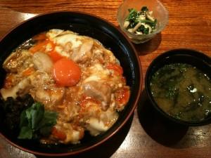 鶏匠 たけはし「名物親子丼」【六本木おすすめランチVol.001】