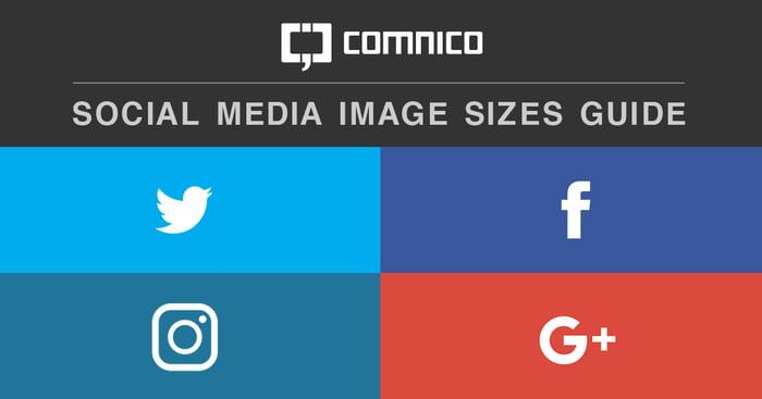 Facebook、Twitter、Instagramの適切な画像サイズまとめ