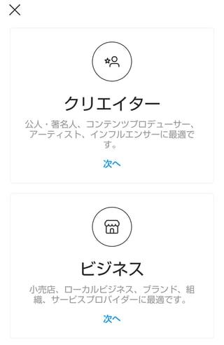 Instagram開設6