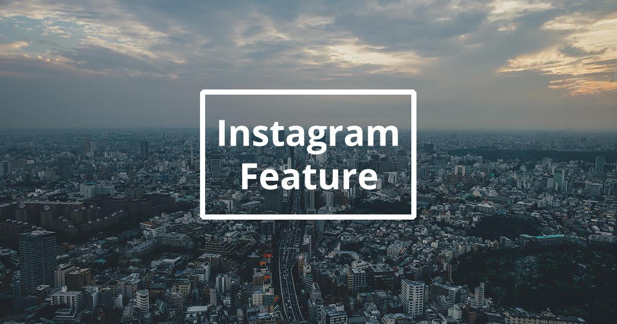 Instagram(インスタグラム)でよく聞く「フィーチャー」とは?