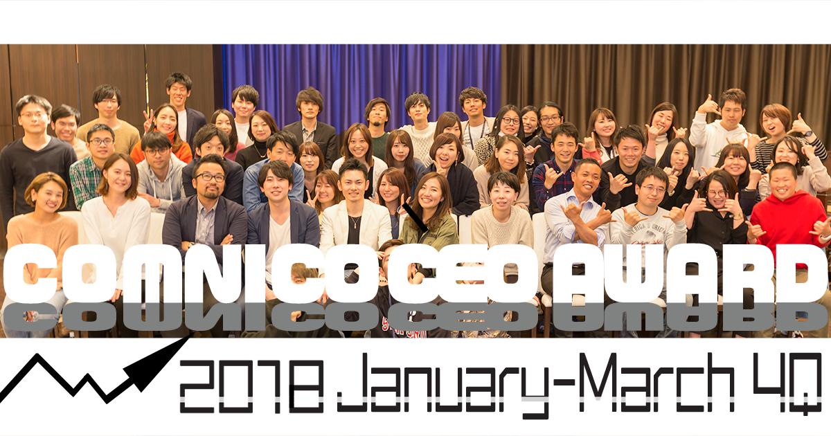 2019年1月-3月社長賞