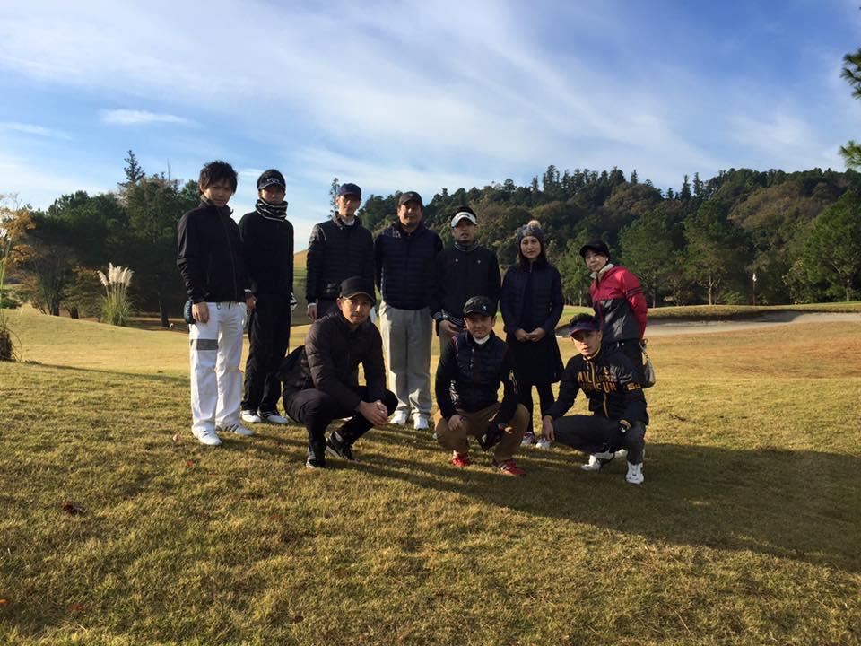 LMGカップ!みんなでゴルフに行ったよ!